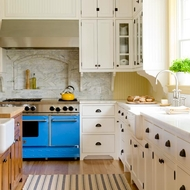 Food & Wine: Colorful Kitchen Updates