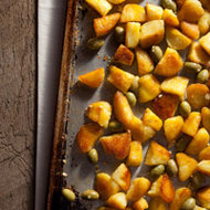 Food & Wine: Roasted Potatoes with Olives