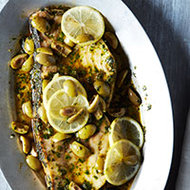 Food & Wine: Swordfish Tagine
