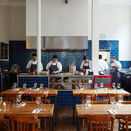 Food & Wine: 100 Restaurants Worth a Pilgrimage: England