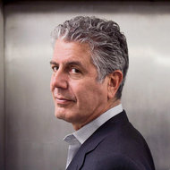 Food & Wine: The Hungry Crowd: Anthony Bourdain's Grilling Icons