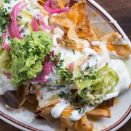 Food & Wine: Outrageous Nachos