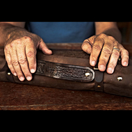 Food & Wine: Treasured: Jonathan Waxman's Knives