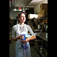 Food & Wine: Treasured: Christina Tosi's Scarves