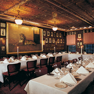 Food & Wine: Iconic Steak Houses