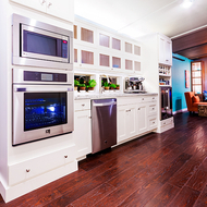 Food & Wine: 5 New Kitchen Design Trends