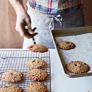 Food & Wine: Oatmeal-Cherry Cookies