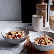Food & Wine: Healthy Breakfasts