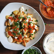 Food & Wine: Patatas Bravas
