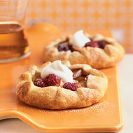 Food & Wine: Peach and Berry Croustades