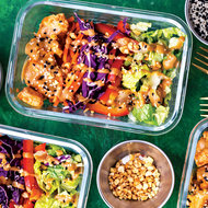 Food & Wine: 3 Easy-to-Make Packable Lunches That Will Make You Feel Like a Food Blogger