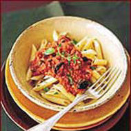 Food & Wine: Pasta with Provençal Wine Sauce