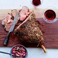 Food & Wine: Recipes for Leg of Lamb