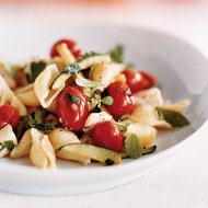 Food & Wine: Rachael Ray's Pasta Shells with Swordfish
