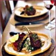 Food & Wine: Rack of Lamb with a Mustard and Herb Crust