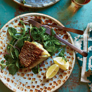 Food & Wine: Easy Persian Fried Fish