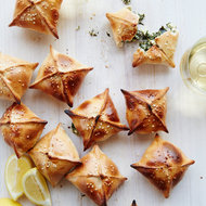 Food & Wine: Mini Spinach-and-Herb Pies