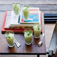 Food & Wine: Honeydew Granita