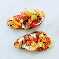 Food & Wine: Tartines