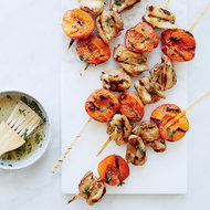 Food & Wine: Kebabs