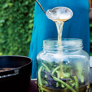 Food & Wine: Pickled Green Beans