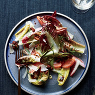 Food & Wine: Endive-and-Manchego Salad with Smoked Cocoa Walnuts