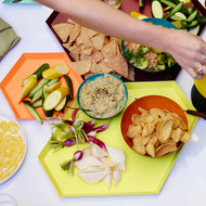 Food & Wine: Shrimp-and-Avocado Dip with Chiles and Lime