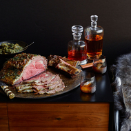 Food & Wine: Christmas Roasts