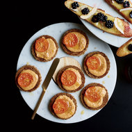 Food & Wine: Yuzu Kosho Cashew Butter Toasts