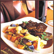 Food & Wine: Braised Short Ribs with Whole Grain Mustard