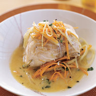 Food & Wine: Rio Grande Trout with Riesling