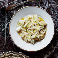 Food & Wine: Scallop Tartare 