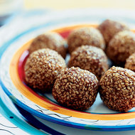 Food & Wine: Sesame-Coated Sweet Potato Croquettes