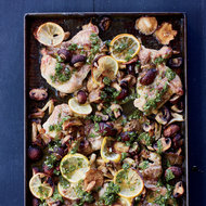 Food & Wine: Easy Baked Chicken Recipes