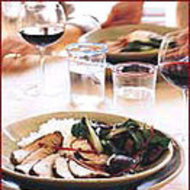 Food & Wine: Soy-Marinated Pork Tenderloin with Cilantro