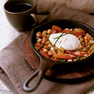 Food & Wine: Smoked Trout Hash with Potatoes and Corn
