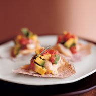 Food & Wine: Smoked Trout Tostadas