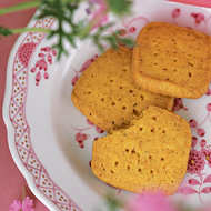 Food & Wine: Spicy Cocktail Shortbreads