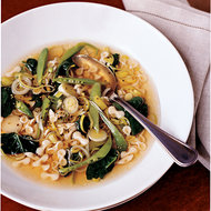 Food & Wine: Spring Vegetable Soup
