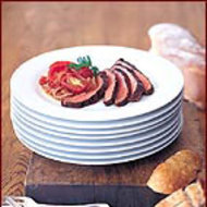 Food & Wine: Flank Steak with Garlic and Ginger