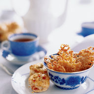 Food & Wine: Sweet Fennel-and-Tomato Scones