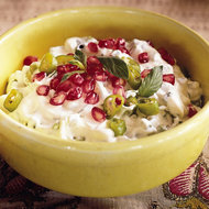 Food & Wine: Thick Herbed Yogurt