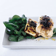 Food & Wine: Thyme-and-Chile-Marinated Chicken and Feta