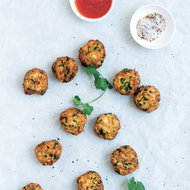 Food & Wine: Deep-Fried Tofu Balls