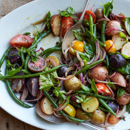 Food & Wine: Red Potato Salads