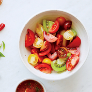 Food & Wine: DIY Tomato Salad