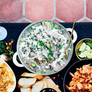 Food & Wine: Turkey Posole