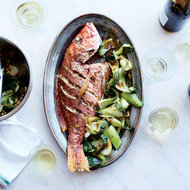 Food & Wine: Whole Roast Snapper with Sichuan Butter