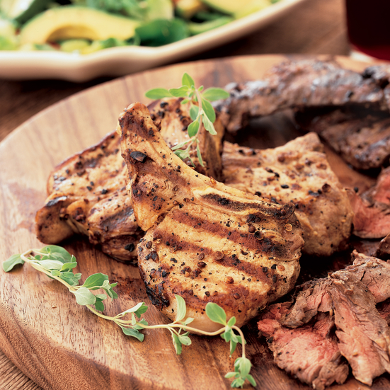 Chilean Mixed Grill