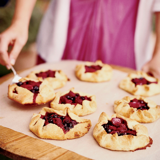 Raspberry Walnut Tart Recipes — Dishmaps